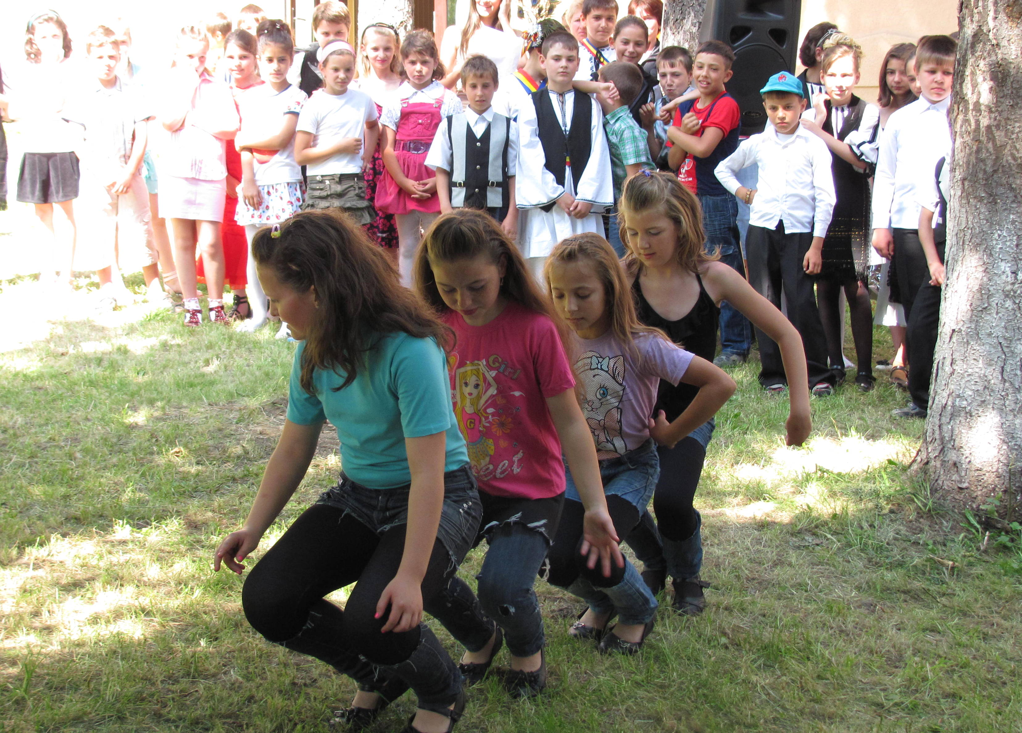 End of Year One – Jessica in Romania