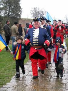 A jovial Habsburg
