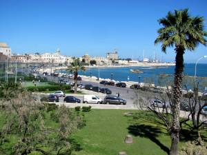 The Aegean Sea in Bari