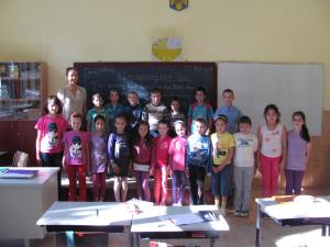 Last class with my adorable 2nd graders